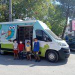 Nilüfer Rotary Kulübü Gezici Kütüphane Projesi