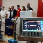 Rotary'den Covid-19 İle Mücadelede Önemli Destek